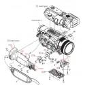 PXW-X70 Sony Camera Exploded Diagram
