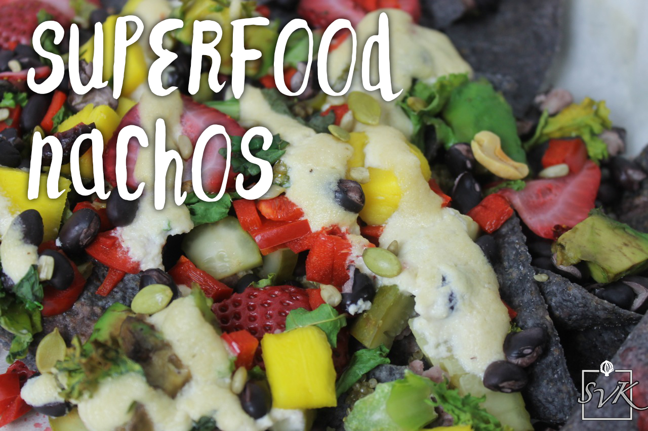 Superfood Nachos