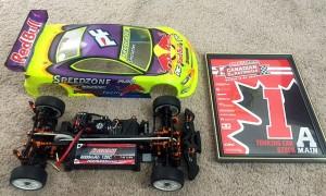 Dave Johnson Speedzone powered 17.5 TC