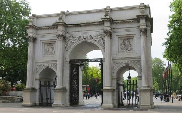 Marble Arch Sculpture - Bob Speel' Website