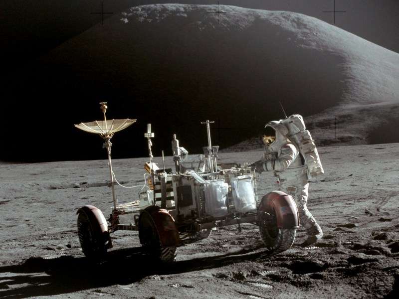 Apollo 15 en James Irwin