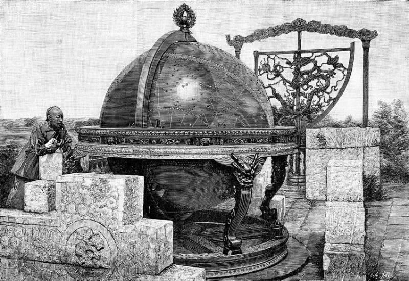 Oude astronomen