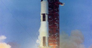 Lancering Apollo 10