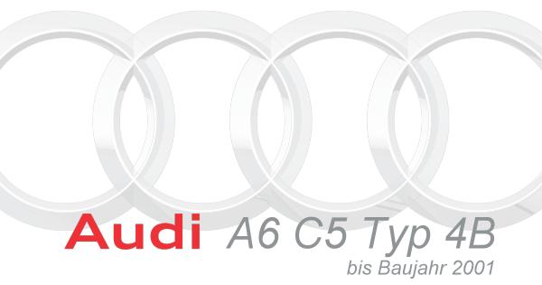 Chiptuning Audi A6 C5 (Typ 4B) bis 2001