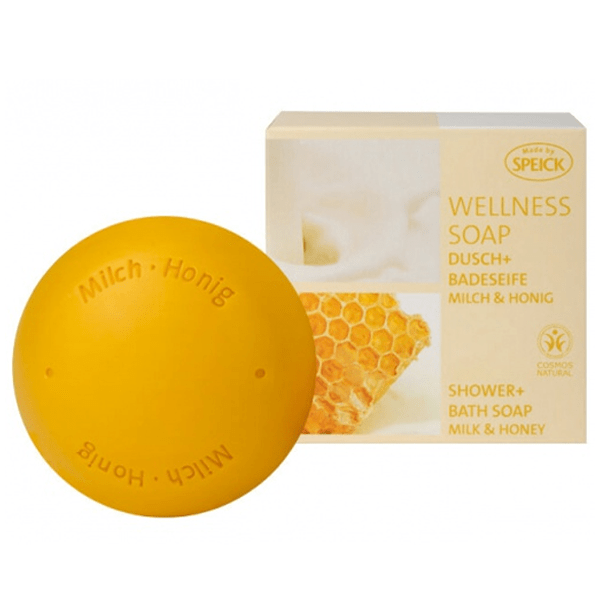 wellness soap milk honey
