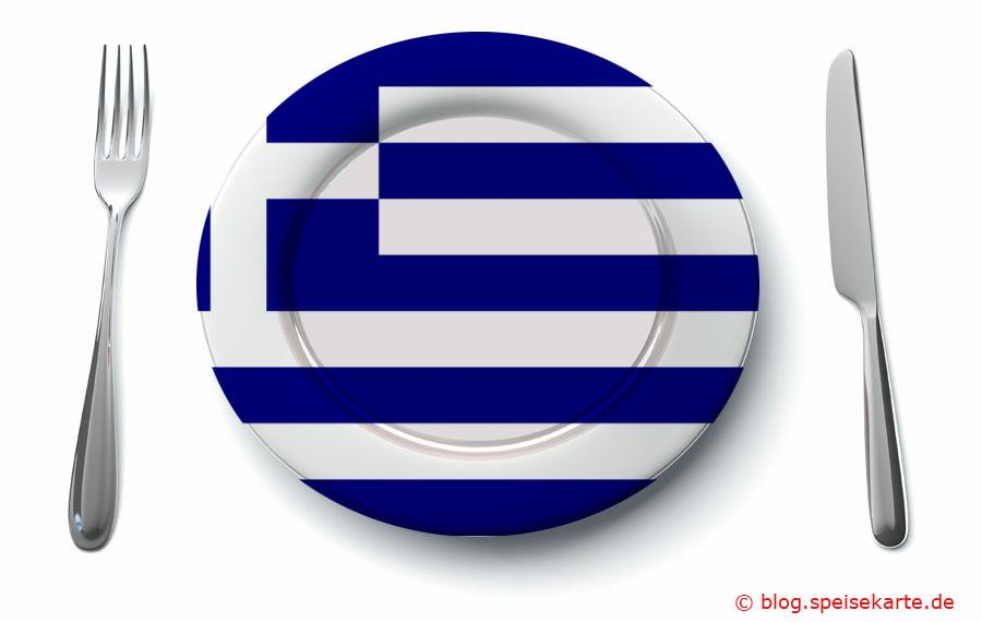 Griechische Küche - Was isst man in Griechenland?