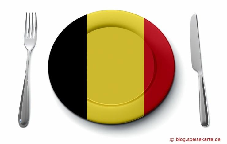 Belgien Spezialitäten