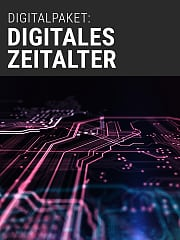 Heftcover Spektrum.de Digitalpaket: Digitales Zeitalter