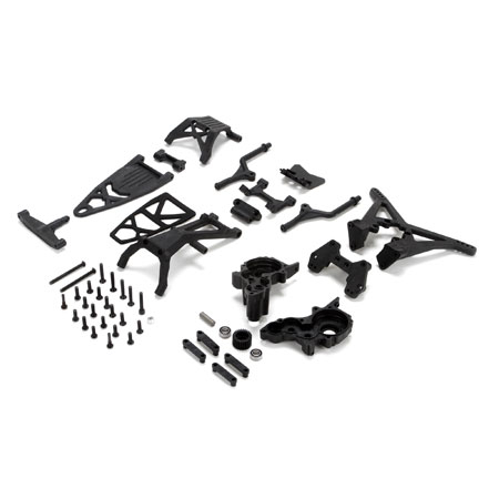 22T and 22SCT Mid Motor Conversion Kit (TLR338001