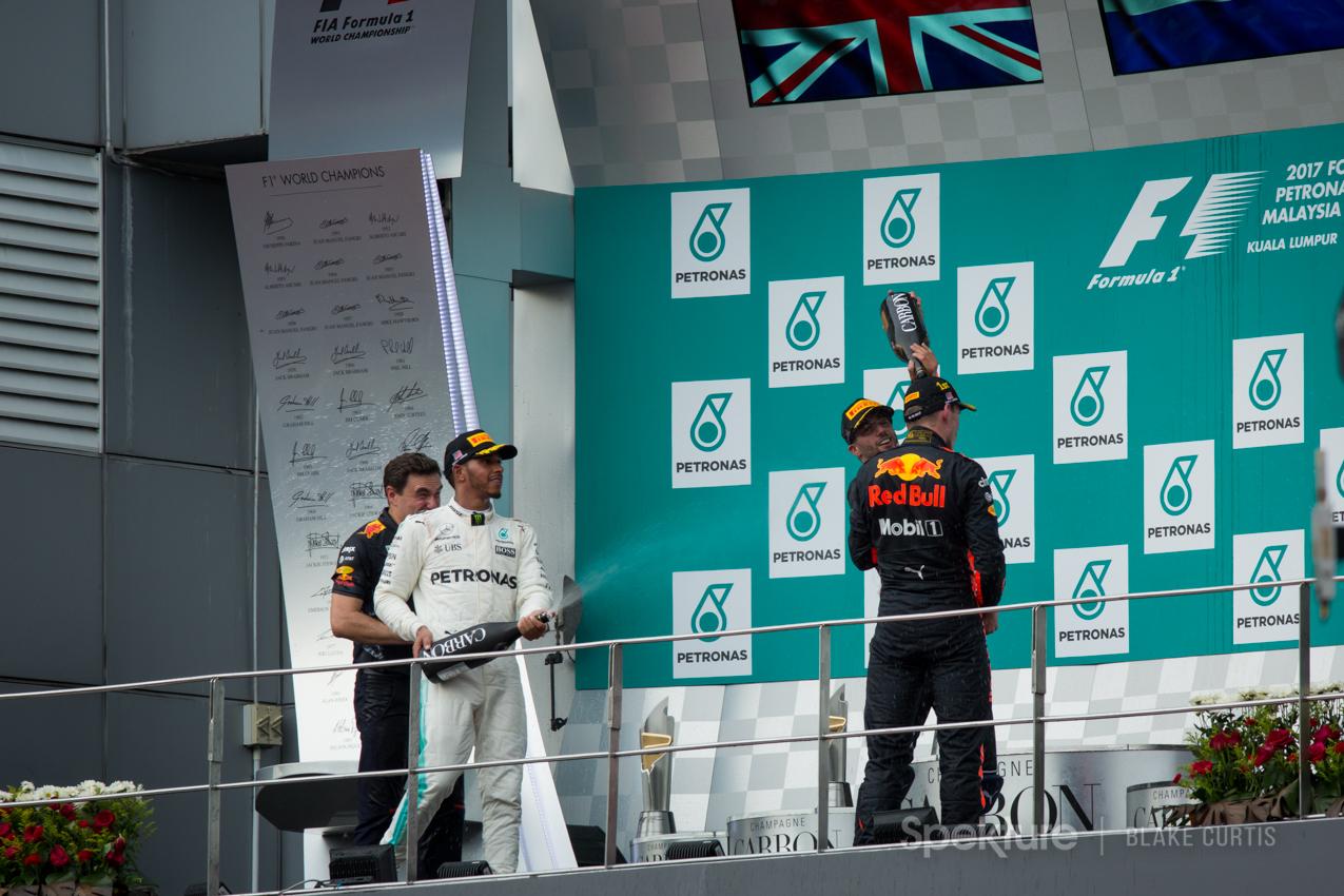 Farewell Malaysia: 2017 Formula 1 Grand Prix