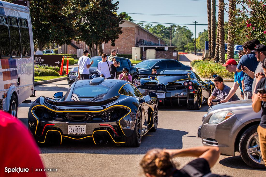 Houston Coffee & Cars September 2017