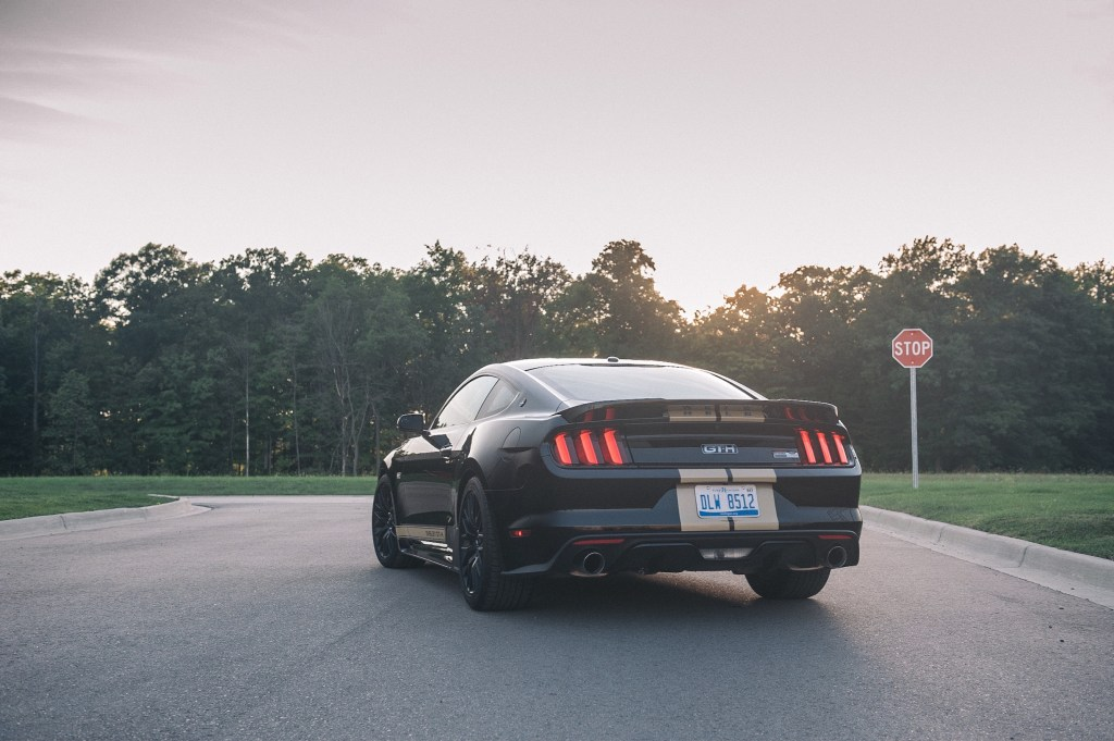 24 hrs with the Mustang Shelby GT-Hertz Edition