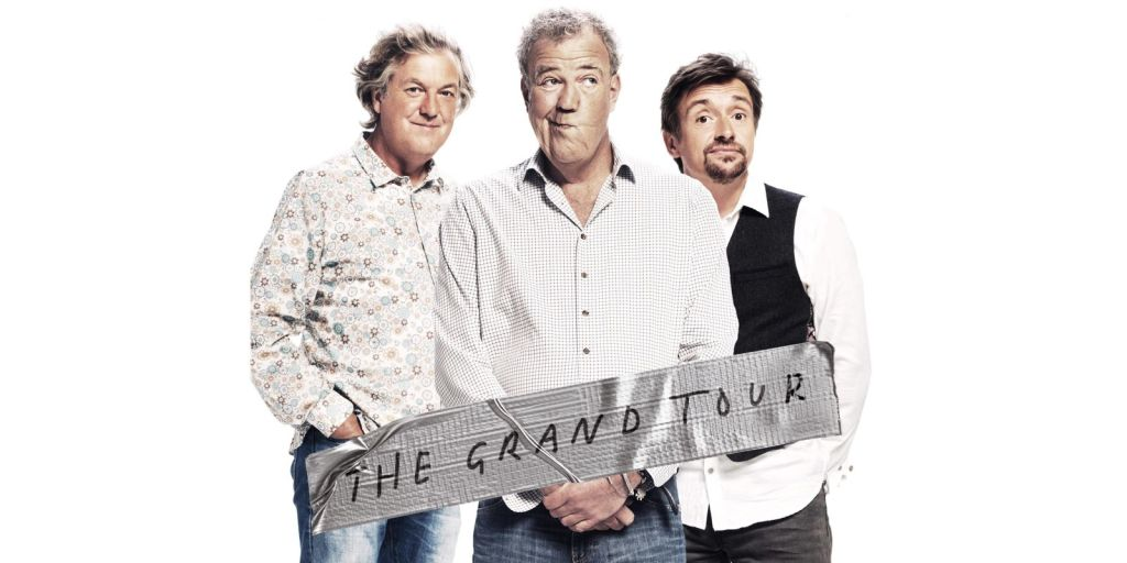 The Grand Tour: The Return of Clarkson, Hammond, and May