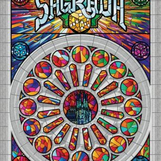 Sagrada Box art