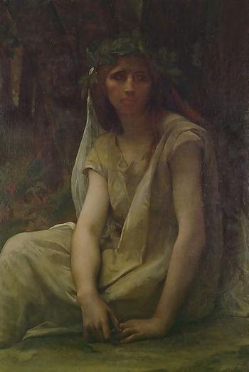 A Druidess