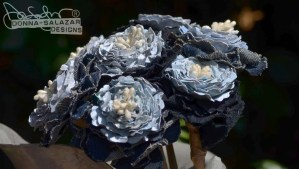 Rustic Wedding Bouquet by Donna Salazar for Spellbinders Paper Arts Featured Image