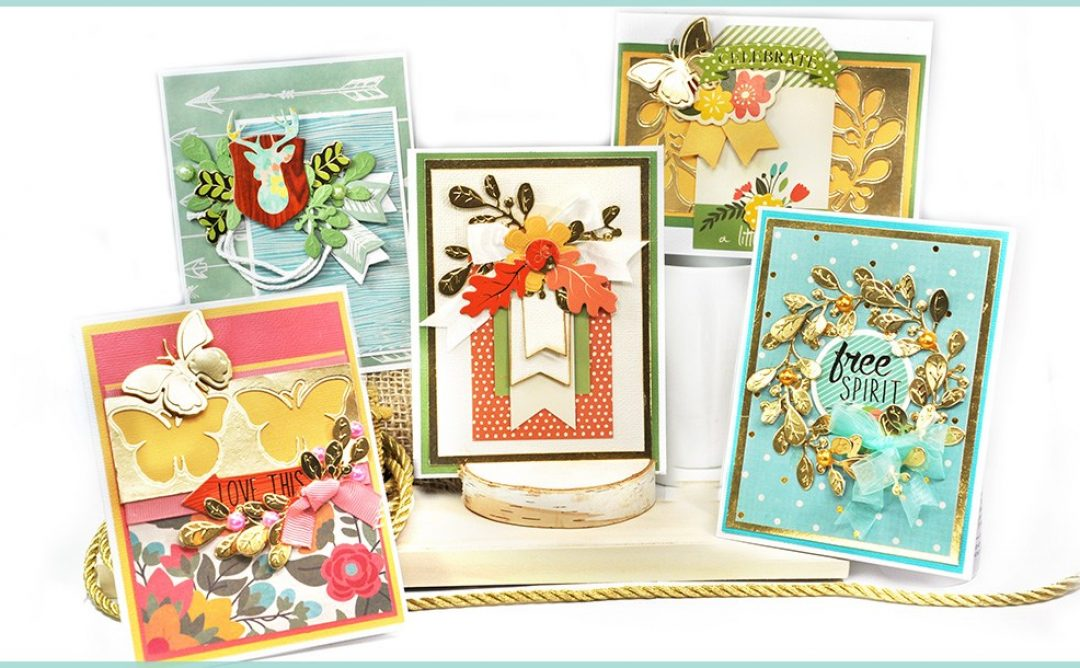 Card Making Challenge! Take Four – Jennifer Snyder