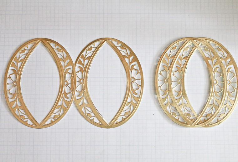 Becca Feeken of amazingpapergrace.com - A Repeat Motif Card using Bella Rose Lattice Layering Die