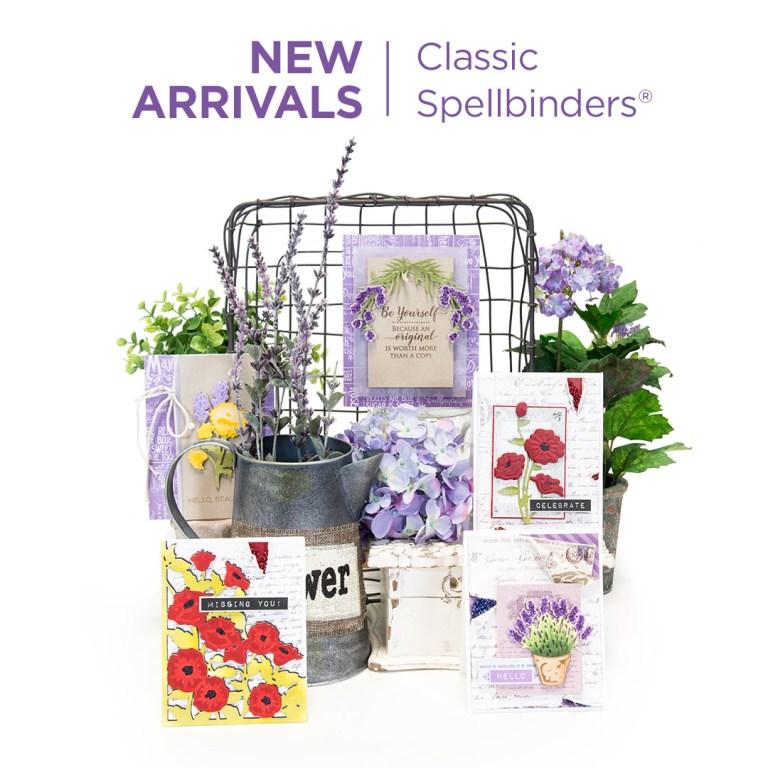 Spellbinders New Arrivals | Classic Spellbinders