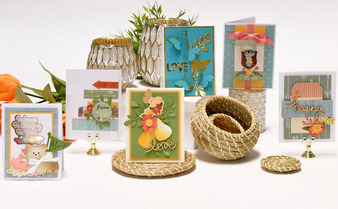 Card Making Challenge! Take Three – Debi Adams