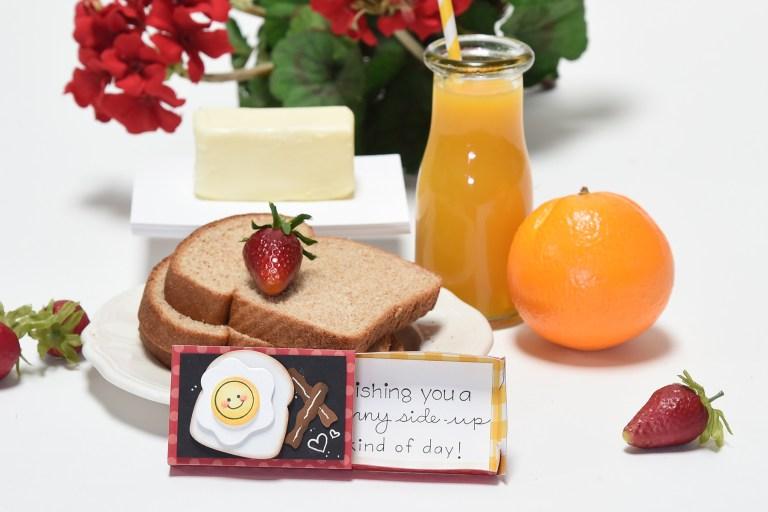 "Welcome to ""The Breakfast Club"" Stamps and Dies by Debi Adams for Spellbinders"