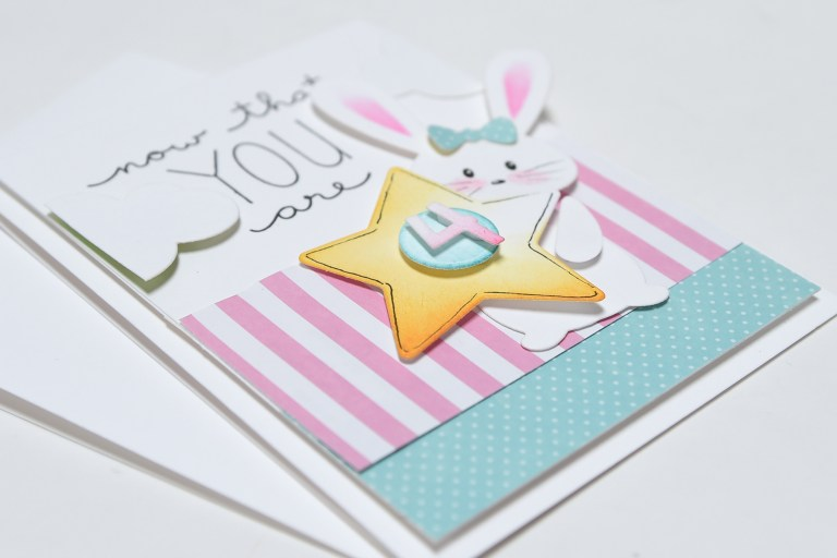 My Little Red Wagon - Baby Cards by Debi Adams