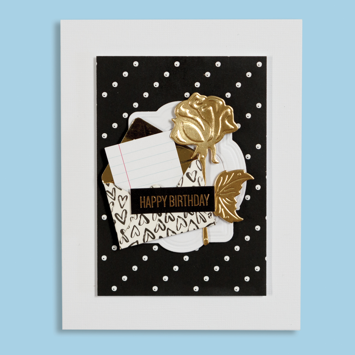 January 2018 Card Kit Of The Month Is Here Spellbinders