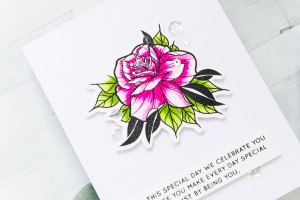 Inked Messages Inspiration | Collection Introduction by Stephanie Low for Spellbinders #spellbinders #neverstopmaking #diecutting #stamping #handmadecards