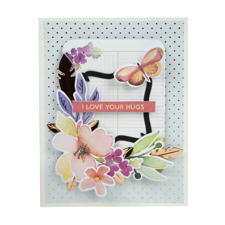 Spellbinders October 2018 Card Kit of the Month is Here - Celebrate!