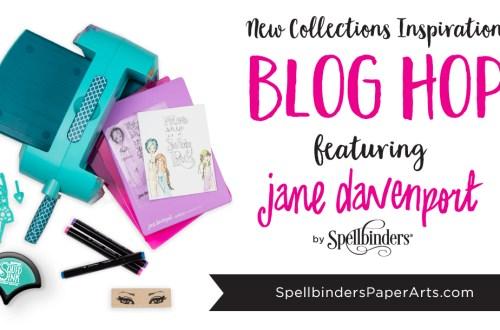 Jane Davenport Artomology Release. Blog Hop + Giveaway