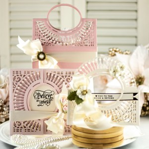 Spellbinders December Amazing Paper Grace Die of the Month is Here – Softly Spoke'n Flip and Gatefold Card