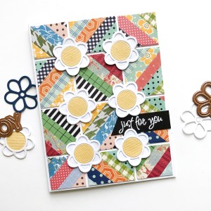 Exquisite Splendor collection by Sharyn Sowell - Inspiration   Patterned Paper Cards by Norine Borys for Spellbinders