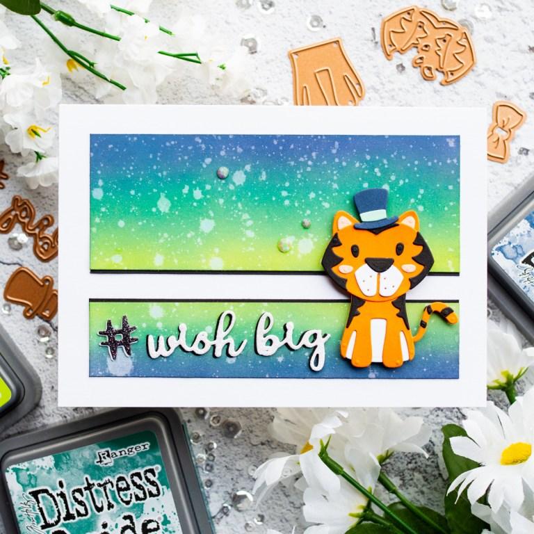 Spellbinders Die D-Lites Inspiration | Playful Critter Cards with Gemma