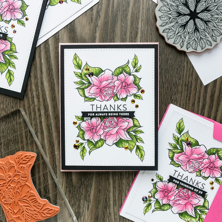 Just Add Color Inspiration | Collection Introduction by Stephanie Low