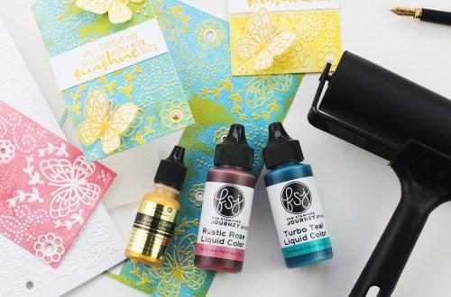 Spellbinders Cut & Emboss Folders Inspiration   Handmade Cards & Tags with Bibi Cameron