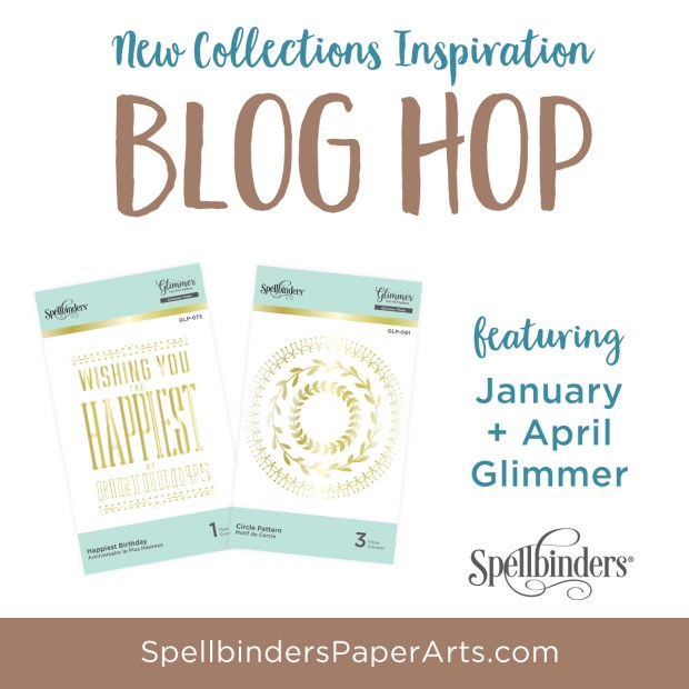 Decorative Glimmer Collections. Blog Hop + Giveaway