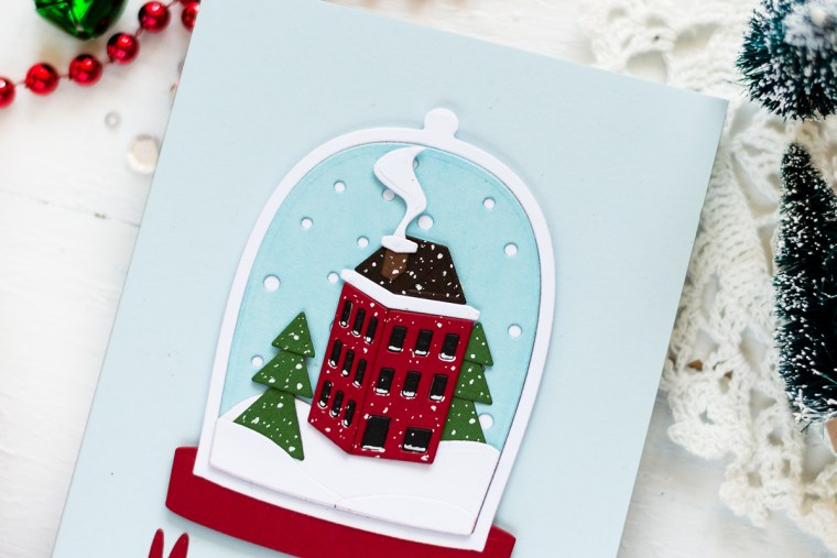 Spellbinders Holiday 2019 Inspiration | Clever Holiday Cards with Svitlana Shayevich