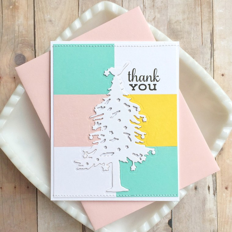 Spellbinders Sharyn Sowell Holiday 2019 Collection - Inspiration | Clean & Simple Holiday Cards with Jill Hawkins