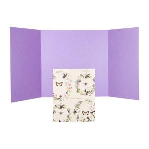 Spellbinders February 2020 Amazing Paper Grace Die of the Month is Here – Elegant Reveal Shutter Card