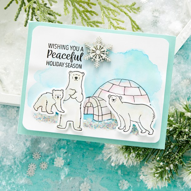 Spellbinders & FSJ Joy and Wonder Project Kit is Here! #Spellbinders #NeverStopMaking #DieCutting #Cardmaking #ChristmasCardmaking