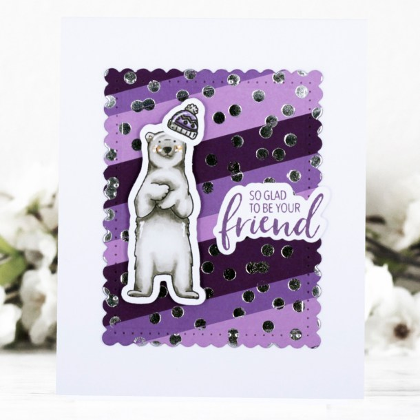 The Joy and Wonder Project Kit by Spellbinders & FSJ | Cardmaking Inspiration with Kaja Vezenšek | Video tutorial #Spellbinders #NeverStopMaking #DieCutting #Cardmaking #ChristmasCardmaking