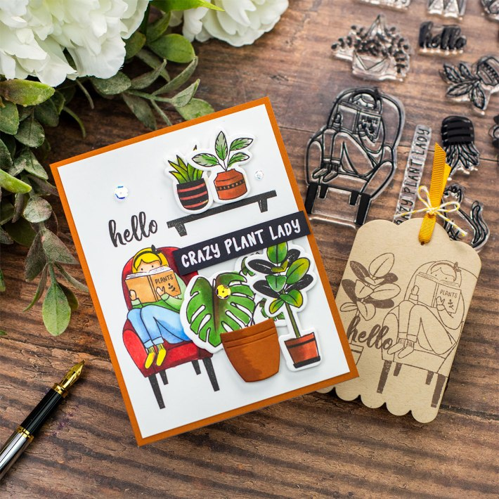 Take Time for You By FSJ Project Kit | Cardmaking Inspiration with Bibi Cameron | Video