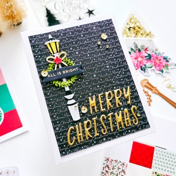 November 2020 Card Kit of the Month is Here – Merry Wishes