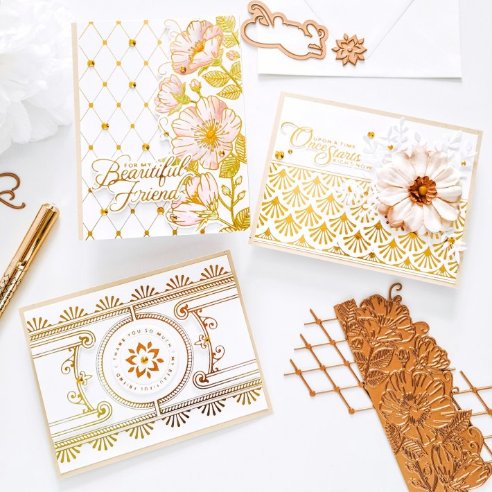 Delicate Impressions Collection - Inspiration with Yasmin Diaz