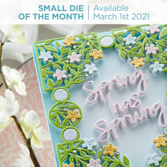 Coming Soon! March 2021 Clubs! Card Kit of the Month – Celebrate Spring. Unboxing Video