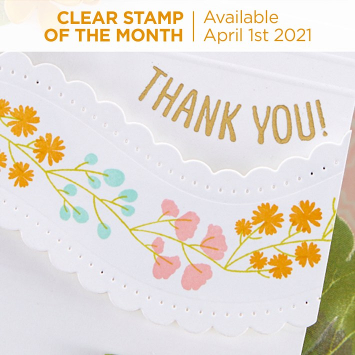 Coming Soon! April 2021 Clubs! Card Kit of the Month – Sincerely Yours. Unboxing Video