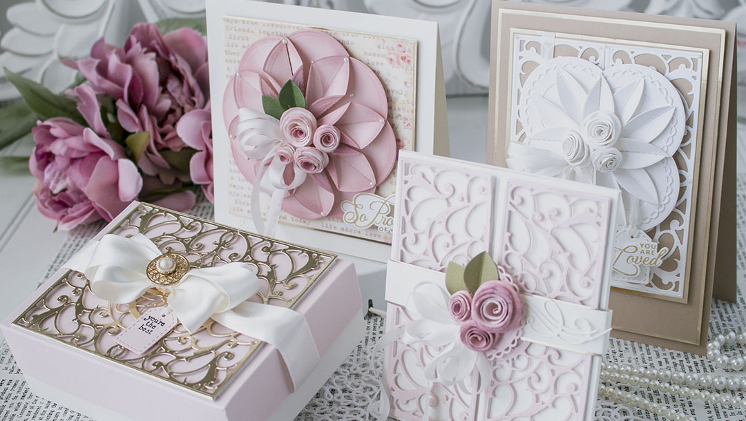 April 2021 Amazing Paper Grace Die of the Month is Here – Dahlia Dimensional Doily