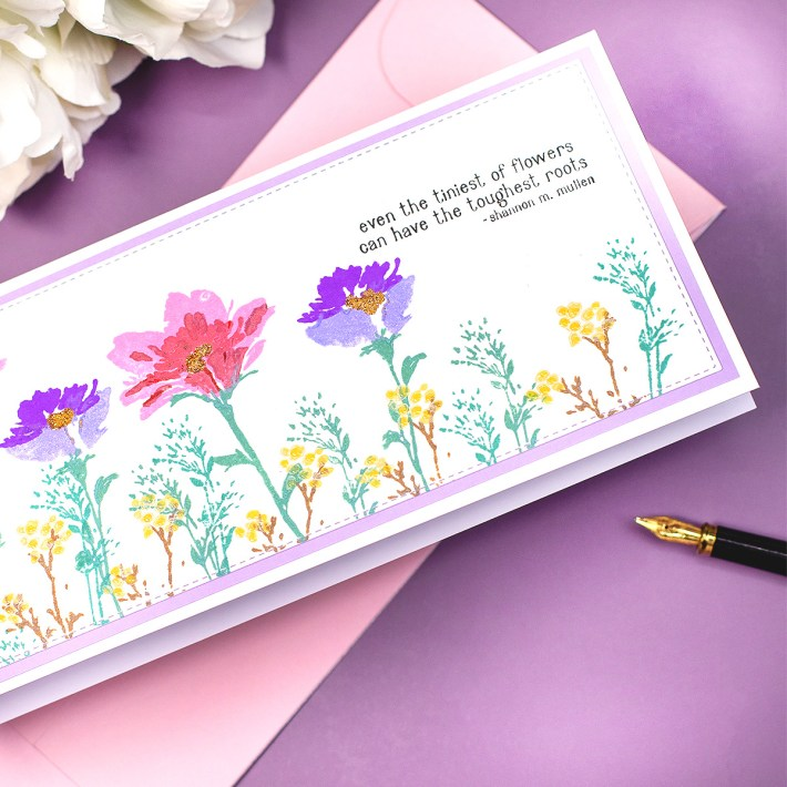 Watercolor Floral Cards with Bibi Cameron