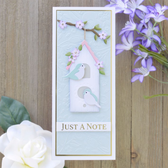 Birdhouses Through The Seasons Collection – Card Inspiration with Annie Williams