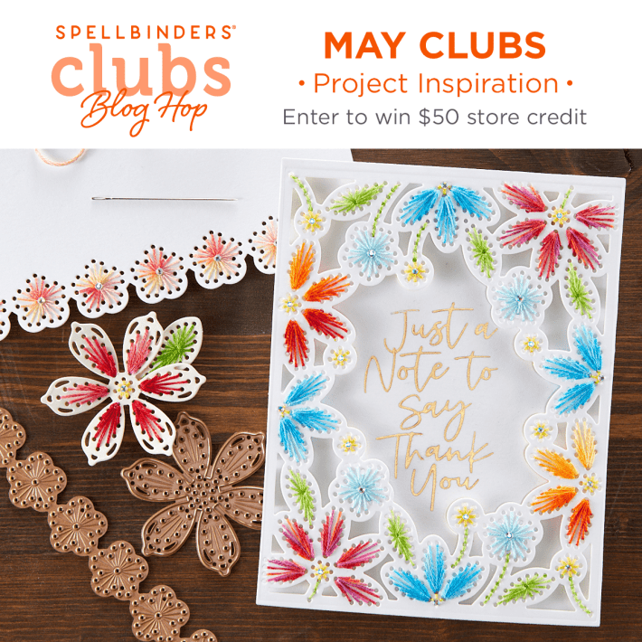 May 2021 Clubs Inspiration Blog Hop + Giveaways